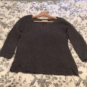 Cozy grey Banana sweater
